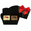 COFFRET WITH A BOW FOR WEDDING GUESTS