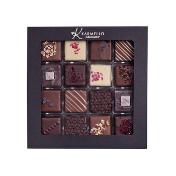 WINDOW ASSORTED PRALINE SET