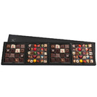 OBLONG FOUR-BOX SET OF PRALINES WITH KARMELLO STANDARD