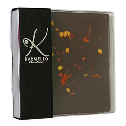 DARK CHOCOLATE WITH CHILLI PEPPER