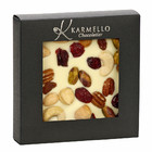 WHITE CHOCOLATE WITH NUTS AND RAISINS