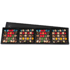 OBLONG FOUR-BOX SET OF CHOCOLATES