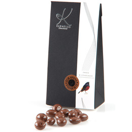 MILK CHOCOLATE-COVERED CRANBERRY - BAG