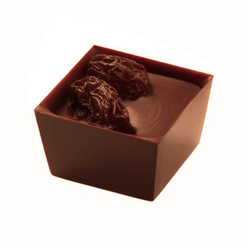 GIANDUJA WITH RAISINS