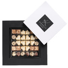 COMMUNION COLLECTION  IN A BOX WITH A WHITE LID AND FRAME