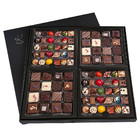 FOUR-BOX SET OF PRALINES WITH KARMELLO STANDARD